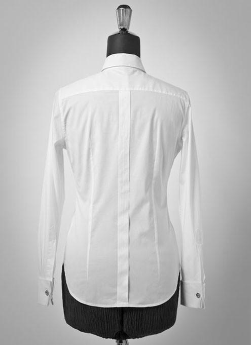 Camicia Bianca Elegante da Donna Bucaneve