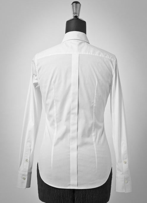 Camicia Bianca Elegante da Donna Margherita