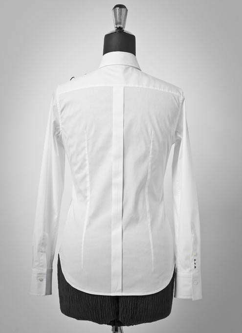Camicia Bianca Elegante da Donna Gardenia